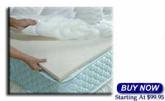 2 Queen 5 5 Memory Foam Mattress Pad Visco Bed Topper Ebay